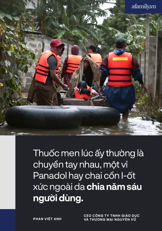 """Từ một người con Hà Tĩnh lớn lên cùng lũ lụt: Trẻ con cũng được học buộc cửa chống gió, cả làng """"không nhà nào là nhà riêng"""" khi lũ về và câu chuyện gói mỳ tôm cứu nạn - Ảnh 7."""