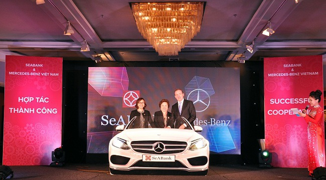 Khách hàng được gì khi Mercedes-Benz và Seabank hợp tác chiến lược?