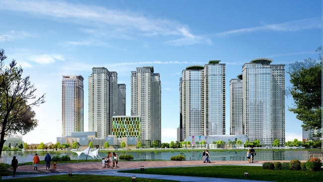 Cơ hội mua nhà, đầu tư bất động sản hấp dẫn nhất Hà Nội trong năm 2015