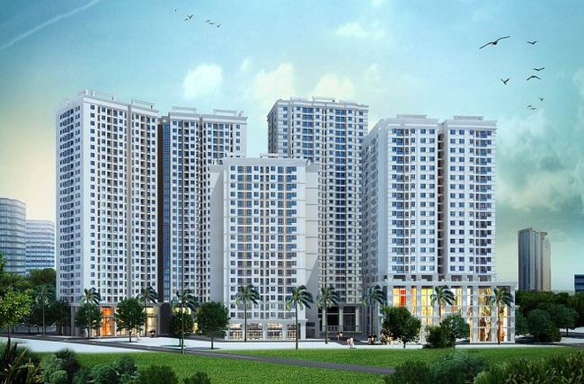 EZ Việt Nam phân phối độc quyền Dự án New Horizon City – 87 Lĩnh Nam