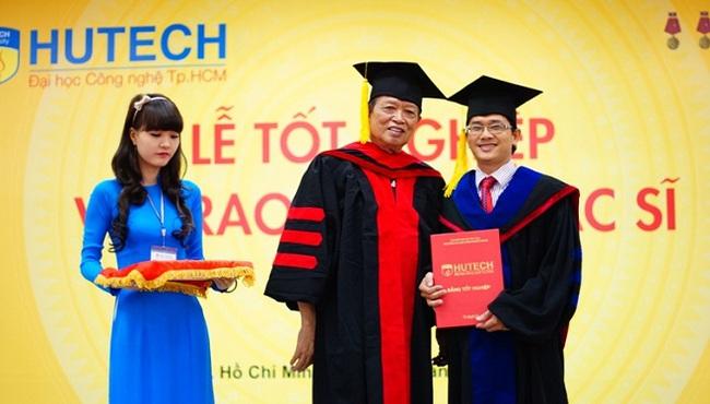 HUTECH – trường đại học đầu tiên của Việt Nam được đào tạo Thạc sĩ Du lịch