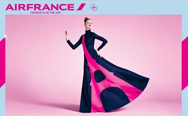 Bay Châu Âu cùng Air France, tận hưởng chặng dừng miễn phí tại Paris