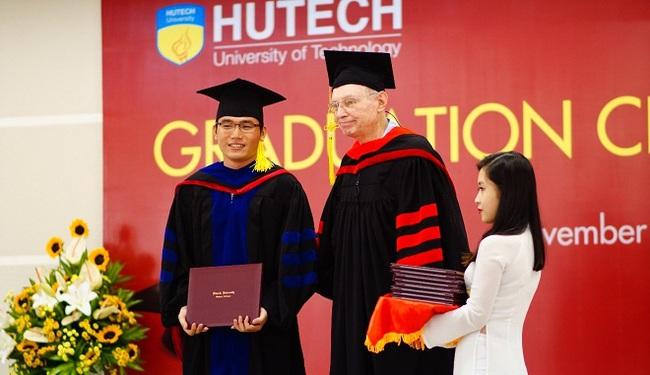 Liên thông Đại học để nhận bằng Cử nhân Hoa Kỳ ngay tại HUTECH