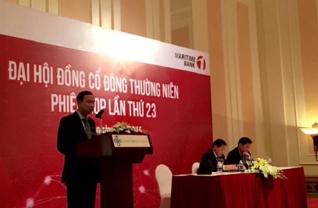 Maritime Bank tổ chức thành công Đại hội đồng cổ đông năm 2015