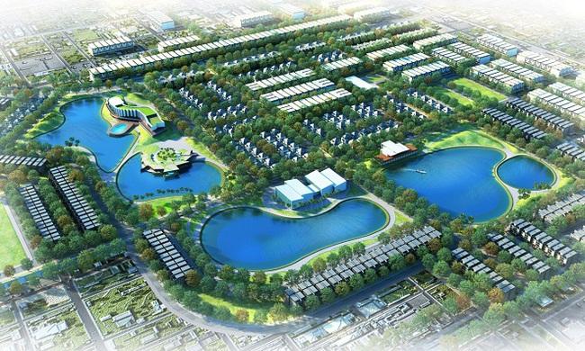 EZ Việt Nam phân phối dự án gần 500ha của DIC Corp