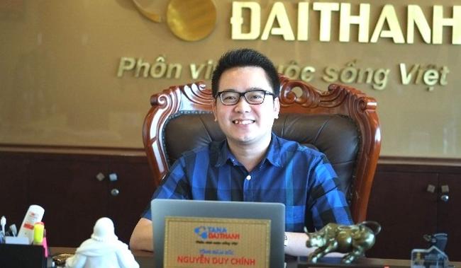 CEO Tân Á Đại Thành: Khẳng định bản lĩnh doanh nhân