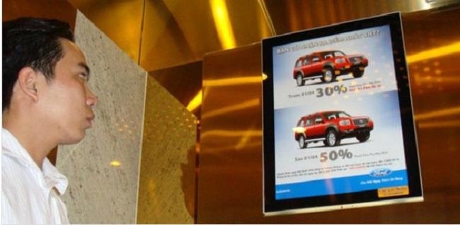 Poster Frame - Mang giá trị quảng cáo thiết thực cho doanh nghiệp