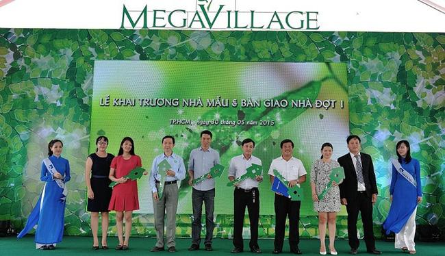 Cơ hội sở hữu SH 150cc, Vespa Primavera sành điệu khi mua nhà Mega Village
