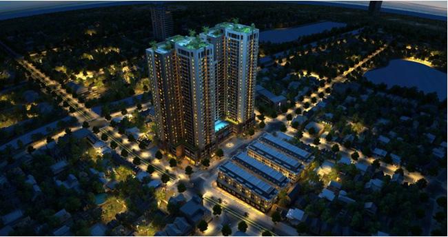 An Việt Hưng ký kết phân phối tổ hợp căn hộ đẳng cấp khu Hà Đông