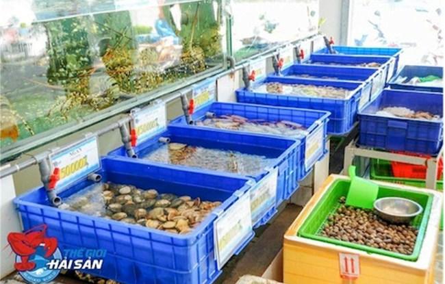 Hải sản - Bí quyết trường thọ của người Nhật