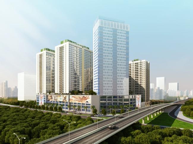 Thăng Long Victory: Công bố mở bán tòa nhà T2