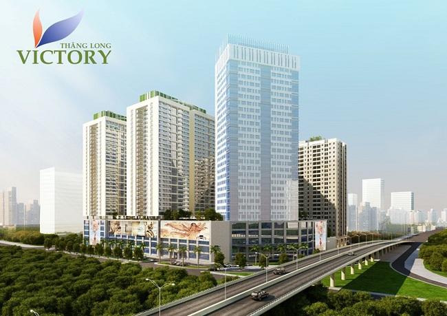 Thăng Long Victory mở bán chính thức tòa T2
