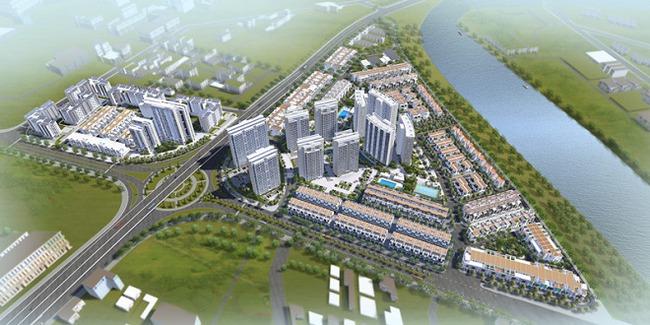 Water Front City – niềm tự hào khu đô thị kiểu mẫu đầu tiên tại thành phố Hải Phòng