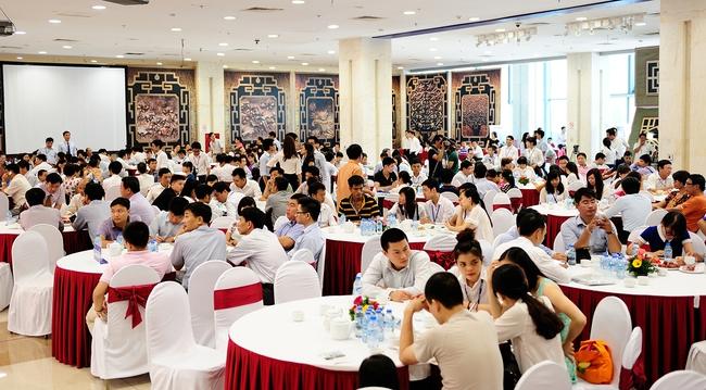 Gần 100 giao dịch thành công tại Tòa T2 Thăng Long Victory