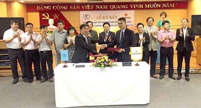 VietBank tiếp vốn cho Tập đoàn dệt may Việt Nam