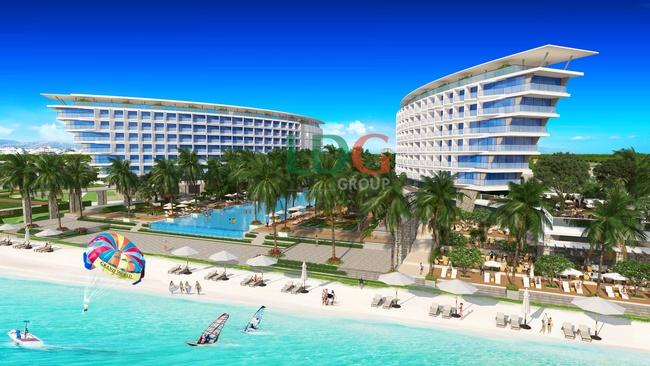 Phú Quốc sắp có thêm dự án nghỉ dưỡng năm sao