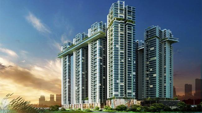 Mua Golden Central Tower trúng ngay Vespa LX 70 triệu