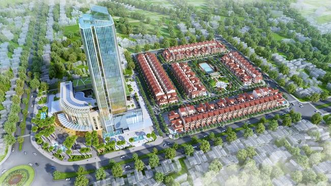 Vingroup khởi công dự án Khu phức hợp Vincom Hà Tĩnh