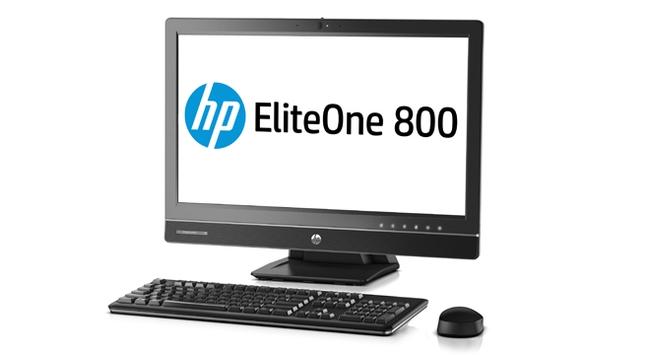 """HP EliteOne 800 G1: PC """"tất cả trong một"""" đẳng cấp cho doanh nghiệp"""