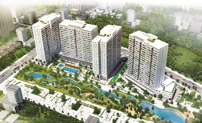 Khu đô thị Cát Lái, điểm đến mới của cư dân trẻ Sài Gòn