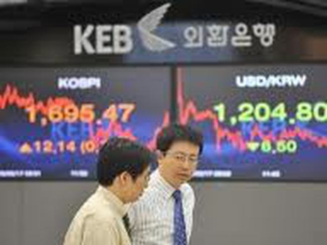 Chứng khoán Hàn Quốc: Nạn nhân đầu tiên của FED