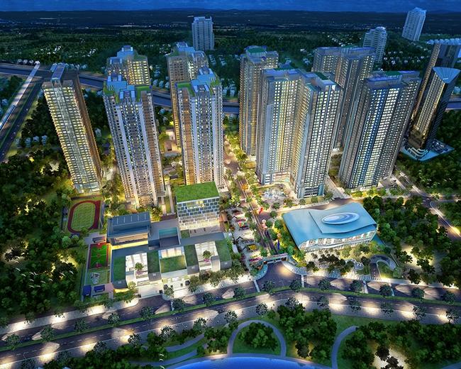 Mở bán Goldmark City – Ưu đãi lớn hút khách tháng ngâu