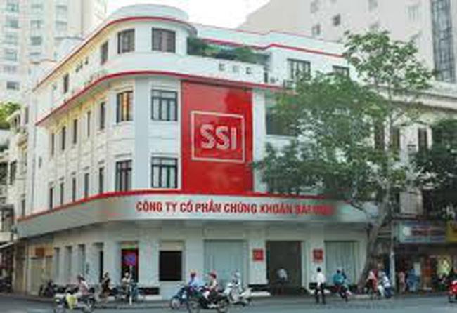 SSI (hợp nhất): Lãi trước thuế 6 tháng đầu năm đạt 569 tỷ đồng, hoàn thành 56% kế hoạch