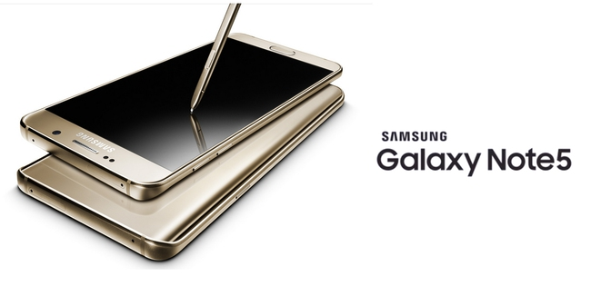 Cuộc đua khuyến mãi Pre-Oder Galaxy Note 5
