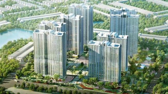 Thị trường BĐS Hà Nội: Căn hộ cao cấp tiếp đà khởi sắc