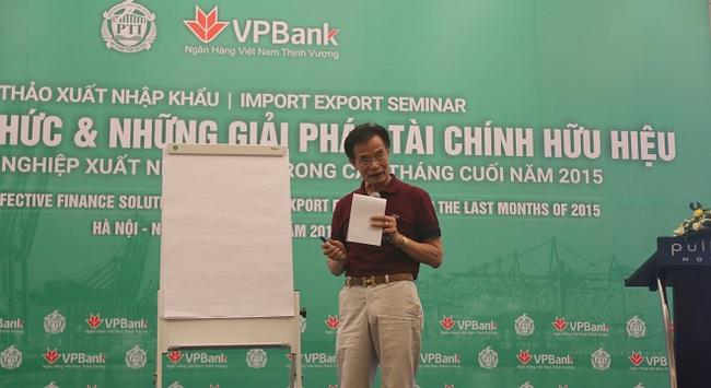 SMEs nên đi vào thị trường ngách để cạnh tranh với doanh nghiệp nước ngoài