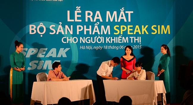 Speak Sim - Lời nói nối trái tim