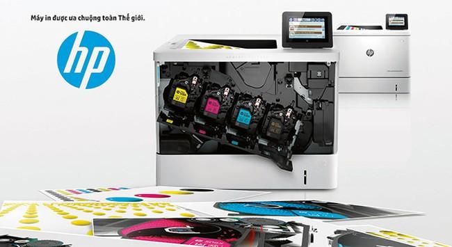 Độc đáo công nghệ mực in của HP
