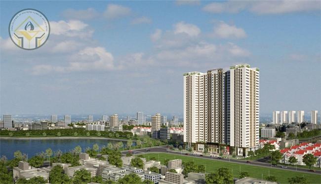 Park View Tower - dự án tầm trung hút khách hàng trẻ quận Hoàng Mai