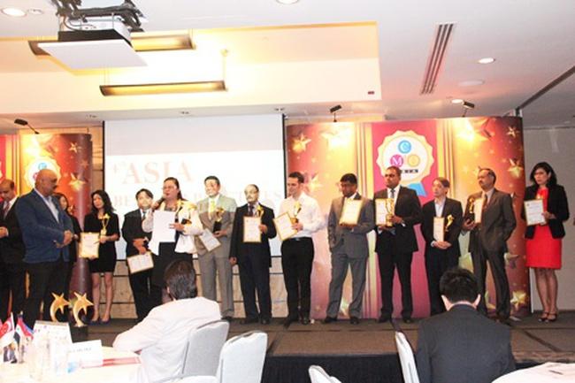 Trung tâm mạng xã hội của BIDV được vinh danh tại CMO ASIA