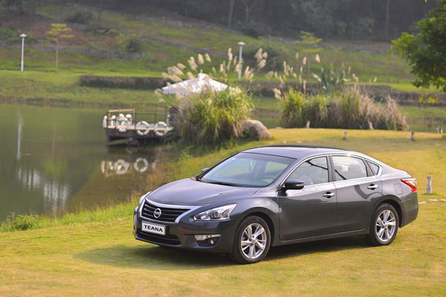 Nissan mở chương trình lái thử một loạt mẫu xe trong tháng 9