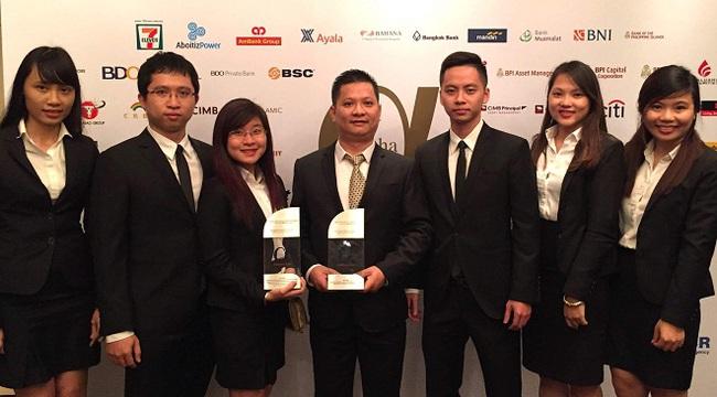 BSC là nhà thu xếp chứng khoán vốn và chứng khoán nợ tốt nhất Việt Nam 2015