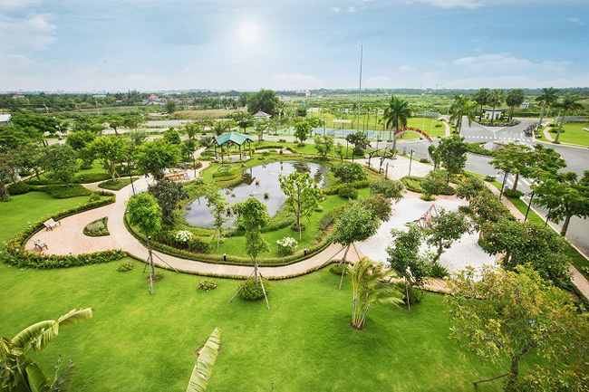 Dự án Villa Park TP Hồ Chí Minh thu hút giới đầu tư BĐS miền Bắc