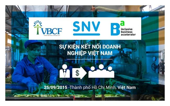 Sự kiện Kết nối Doanh nghiệp Việt Nam – Cơ hội để Doanh nghiệp kết nối với các Quỹ đầu tư