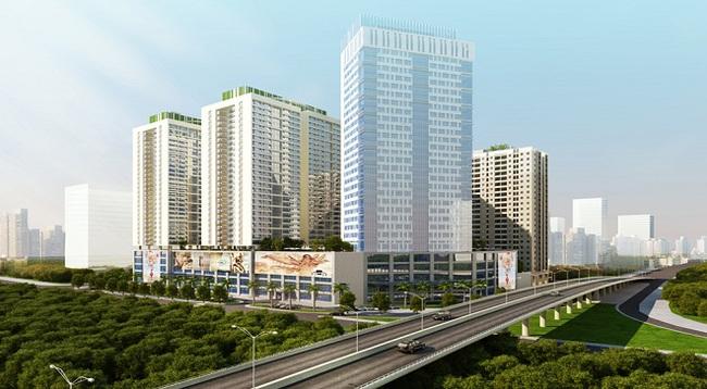 Mở bán 240 căn hộ Tòa T2 dự án Thăng Long Victory
