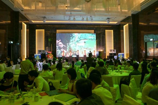 Mở bán thành công tòa CT3 - Eco-Green City Nguyễn Xiển