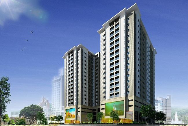 Ruby Towers – Chung cư cao cấp với mức giá hợp lý tại trung tâm quận Hoàng Mai