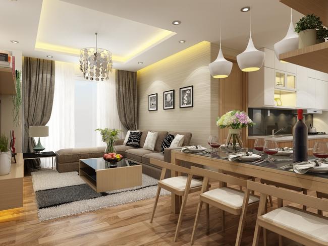 Nam Định Tower mở bán và tổ chức sự kiện thăm quan căn hộ mẫu