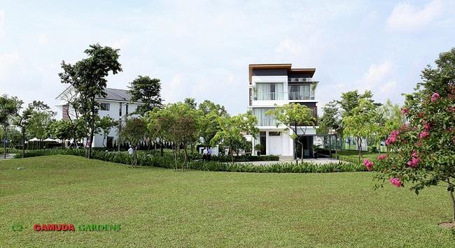 Gamuda Gardens ra mắt Biệt thự Mansions & Nhà vườn Garden Homes