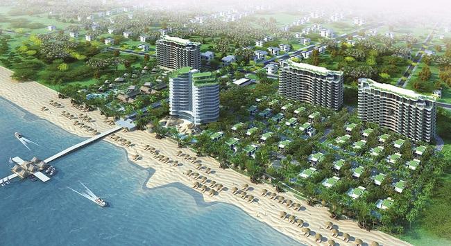 Blue Sapphire Resort - Khu nghỉ dưỡng cao cấp thu hút giới đầu tư