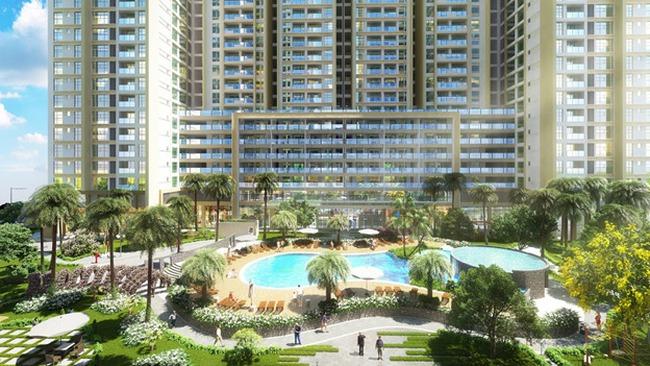 Phú Tài Land mở bán tầng 7, 12 và 23 tòa 27T, dự án  Imperia Garden