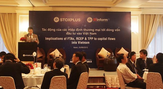 StoxPlus ra mắt dịch vụ thông tin doanh nghiệp