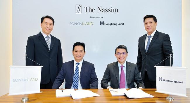 SonKim Land và Hongkong Land công bố dự án cao cấp bậc nhất tại Việt Nam