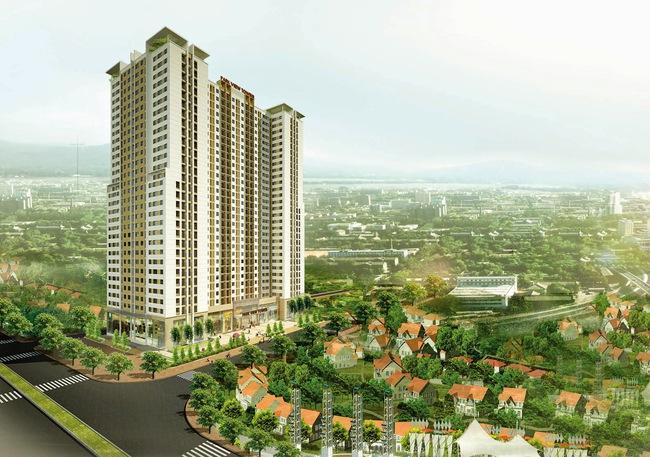 Hơn 150 căn hộ Park View Hoàng Mai được khách hàng đặt mua