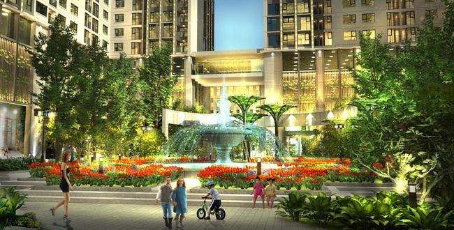 """Eco-Green City: """"Sắm nhà sang, đón thu vàng"""""""