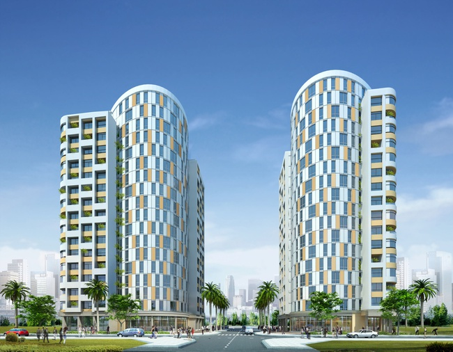 Chính thức mở bán căn hộ Block H Conic Skyway Residence